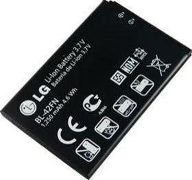 Аккумулятор LG C550 Optimus Chat / BL-42FN (1280 mAh) 12 мес. гарантии