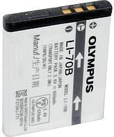 Акумулятор для фотоапарата Olympus Li-70B (650 mAh)