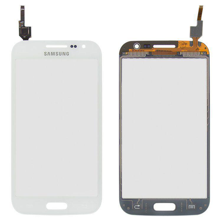 Сенсор (тачскрин) Samsung Galaxy Win I8550, I8552 White