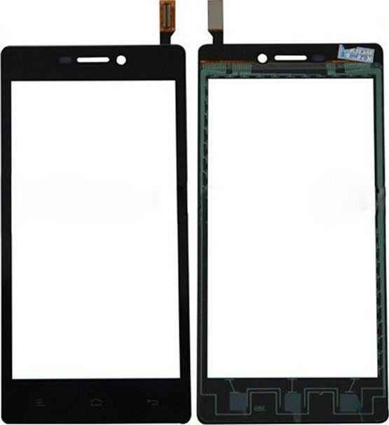 Сенсор (тачскрин) для телефона Fly IQ4501 Evo Energie 4 Black