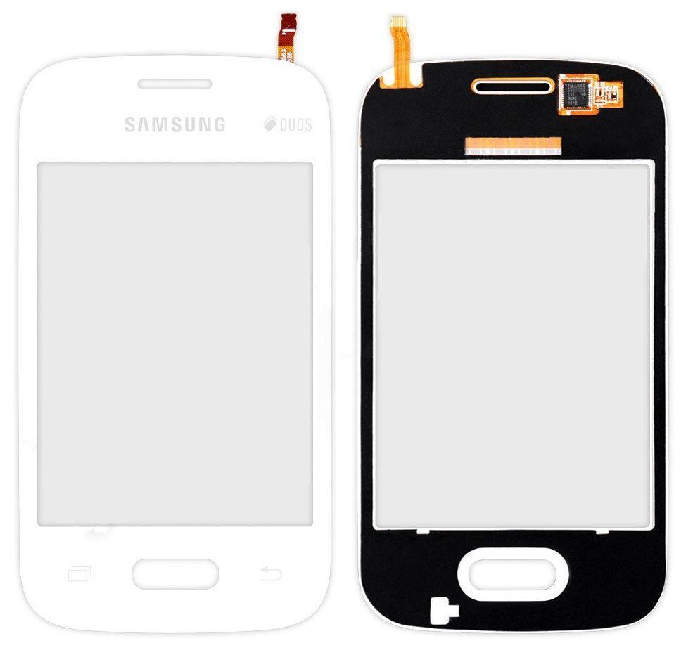 Сенсор (тачскрин) Samsung Galaxy Pocket 2 Duos G110B, G110F, G110H, G110M White