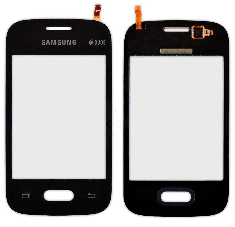 Сенсор (тачскрин) Samsung Galaxy Pocket 2 Duos G110B, G110F, G110H, G110M (original) Black