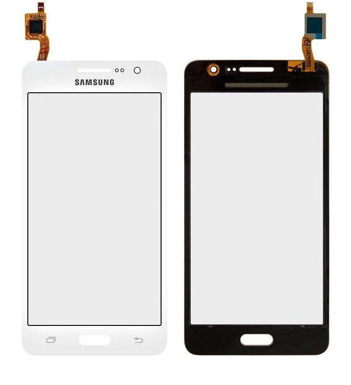 Сенсор (тачскрин) Samsung Grand Prime VE Duos G531H (original) White