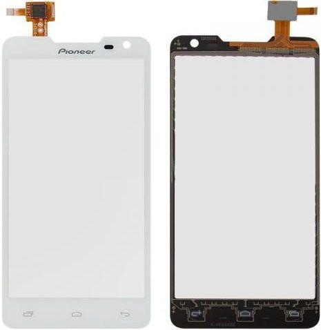 Сенсор (тачскрин) для телефона Prestigio MultiPhone 5044 Duo, Pioneer S90W White