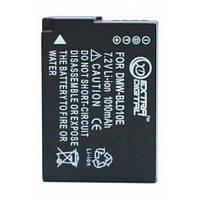 Акумулятор для фотоапарата Panasonic DMW-BLD10PP, BLD10E (1010 mAh) DV00DV1335 ExtraDigital