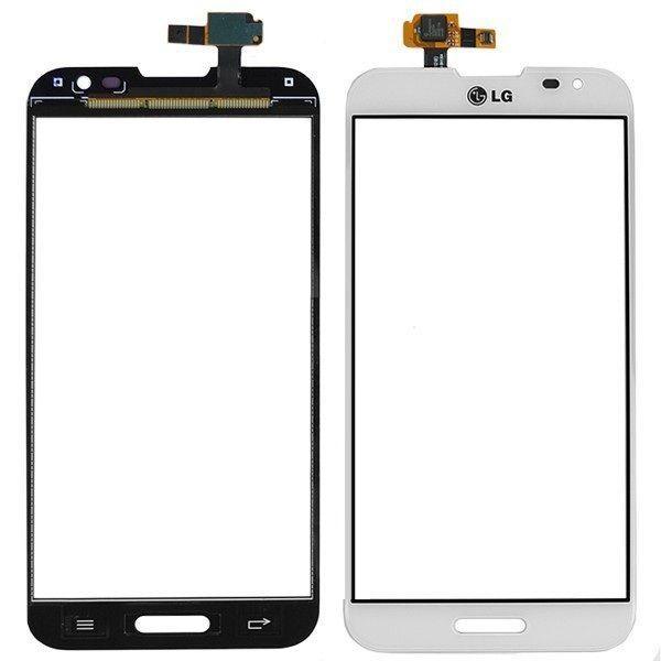 Сенсор (тачскрин) для телефона LG G Pro E980, G Pro E985, G Pro E986, G Pro E988 White