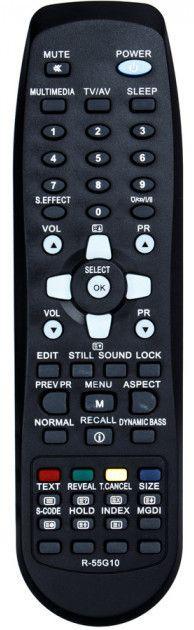 Пульт для телевизора Daewoo R-55G10 (ic)
