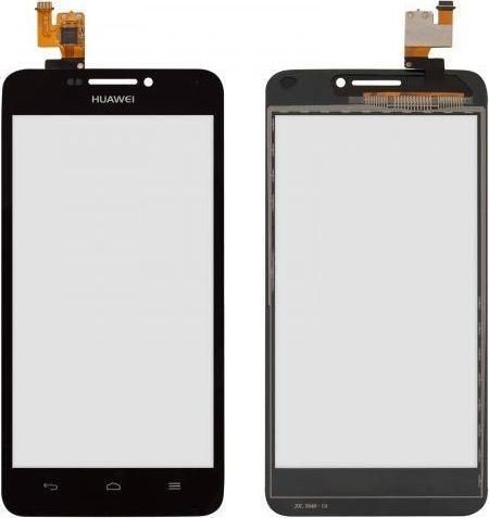 Сенсор (тачскрин) для телефона Huawei Ascend G630-U00, G630-U10, G630-U251 Black