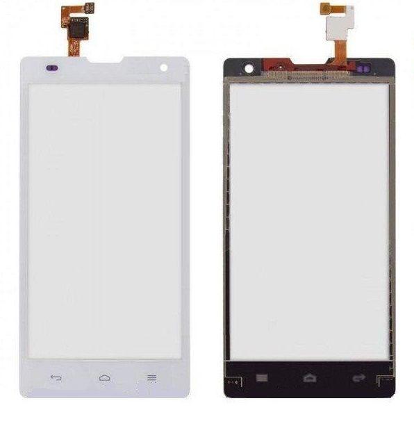 Сенсор (тачскрин) Huawei Honor 3C H30-U10 White