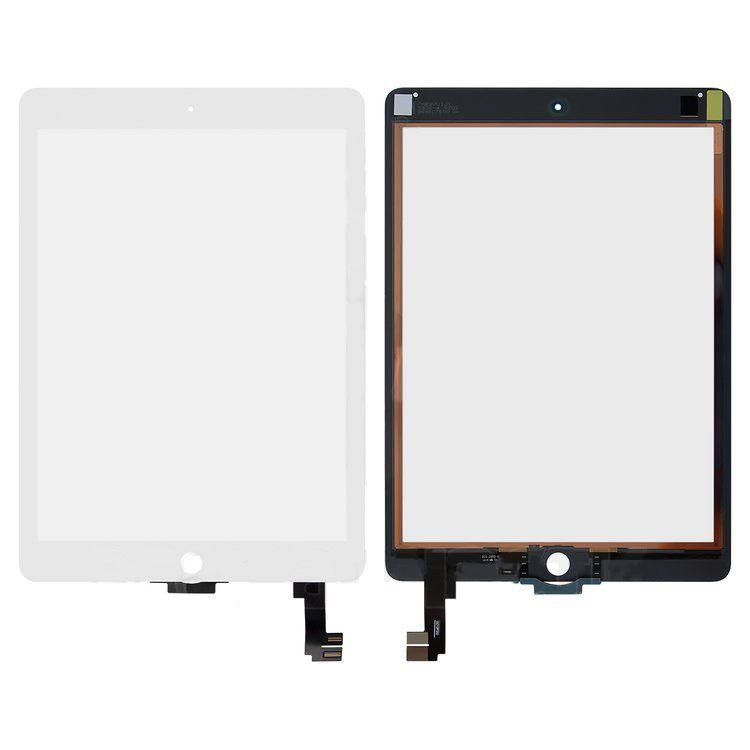 Сенсор (тачскрин) Apple iPad Air 2 (A1566, A1567) (original) White