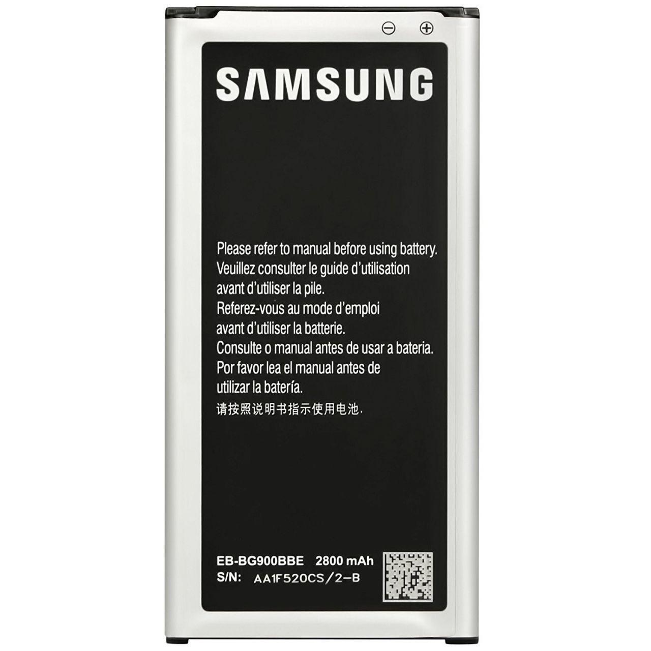 Акумулятор Samsung G900H Galaxy S5 / EB-BG900BB (2800 mAh) 12 міс. гарантії