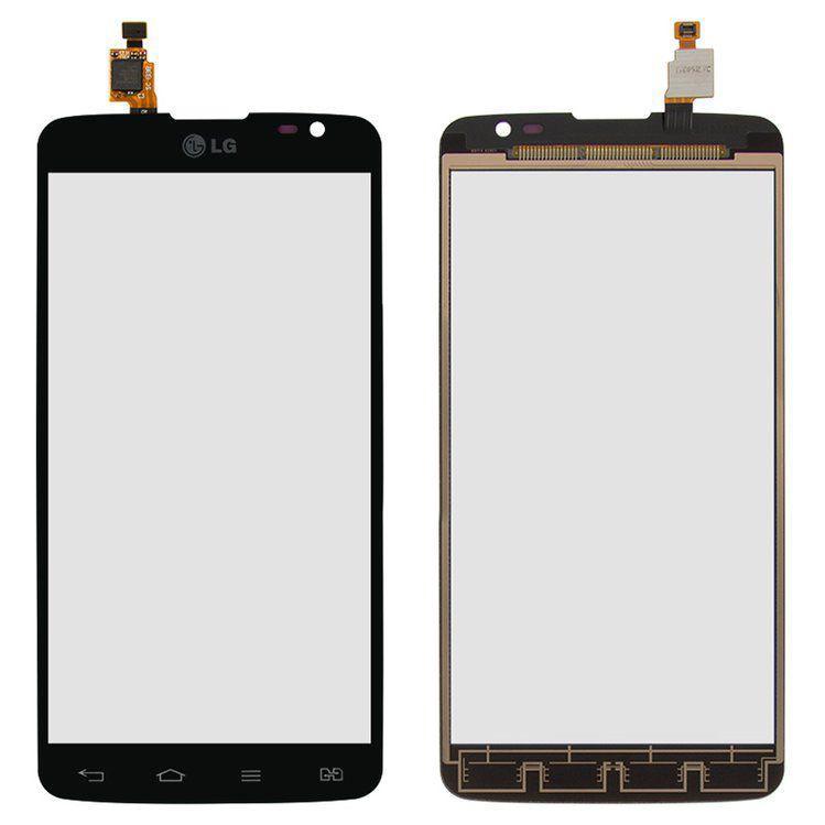 Сенсор (тачскрин) Lg G Pro Lite Dual D685, G Pro Lite Dual D686 Black