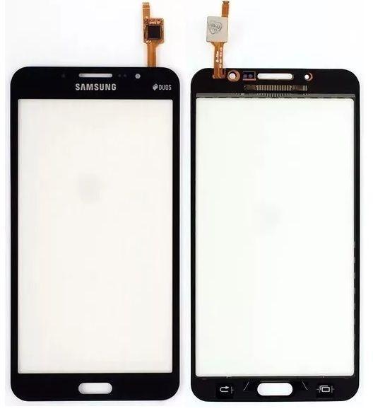 Сенсор (тачскрин) для телефона Samsung Galaxy Mega 2 Duos G750 (original) Black