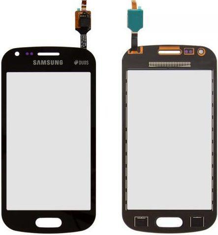 Сенсор (тачскрин) Samsung Galaxy Trend Plus Duos S7582 Black