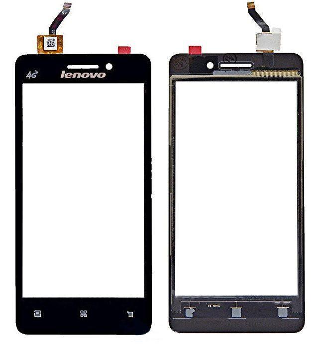 Сенсор (тачскрин) для телефона Lenovo A360T Black