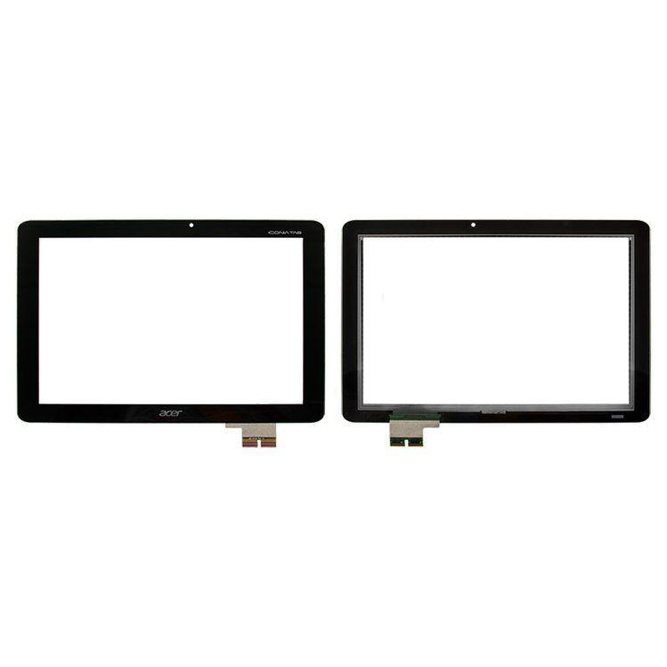 Сенсор (тачскрин) Acer Iconia Tab A510, A511, A700, A701 Black