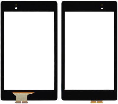Сенсор (тачскрин) Asus Google Nexus 7 2013 ME571K, ME572 Black
