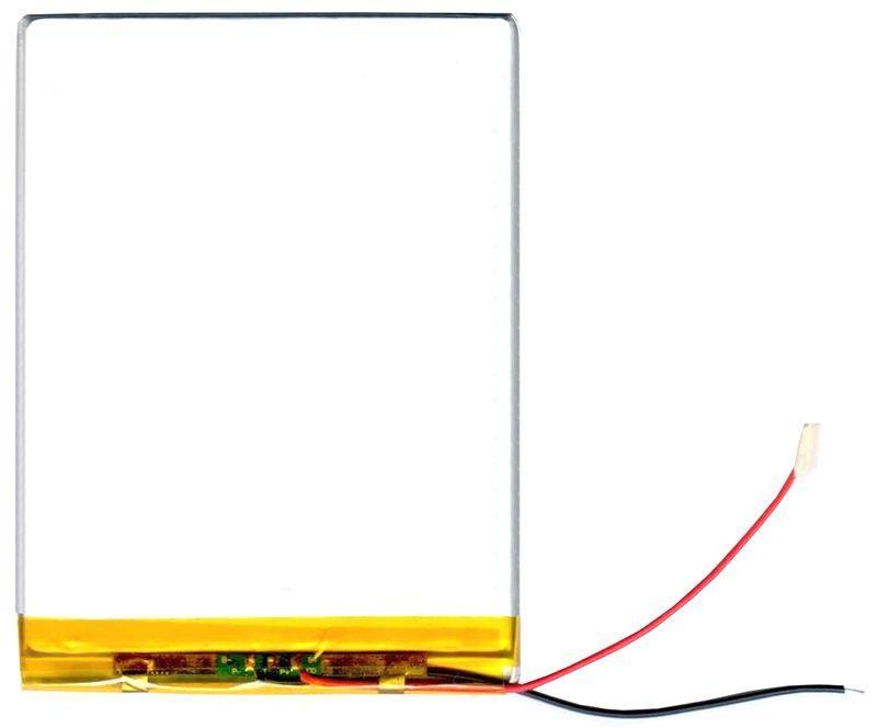 Аккумулятор для китайского планшета 4.0*50*100mm (3.7V 3000 mAh)