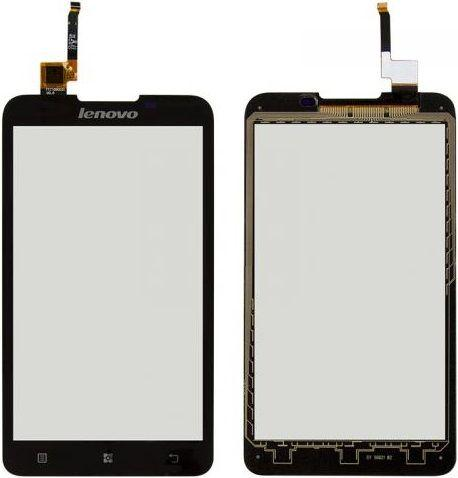 Сенсор (тачскрин) для телефона Lenovo A590 Black