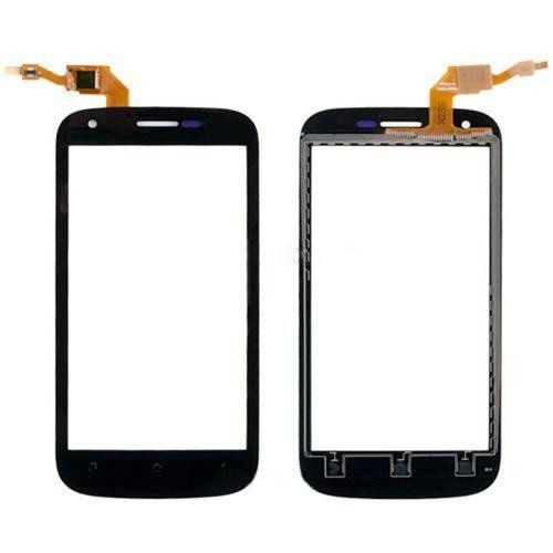 Сенсор (тачскрин) для телефона Fly IQ443 (#328C3-0451B, FPC_BSD085) Black