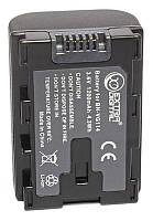 Акумулятор для відеокамери JVC BN-VG114 chip (1200 mAh) BDJ1310 ExtraDigital
