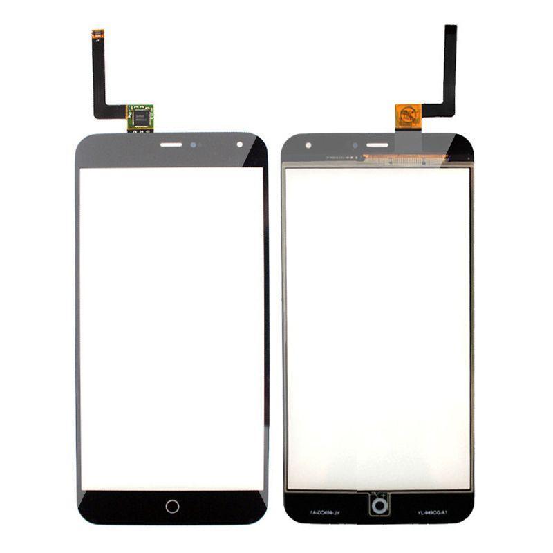 Сенсор (тачскрин) для телефона Meizu M1 Note Black