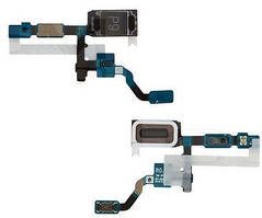 Шлейф Samsung N920 / N9200 Galaxy Note 5 з датчиком наближення і динаміком