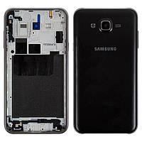 Корпус Samsung J700H Galaxy J7 Black