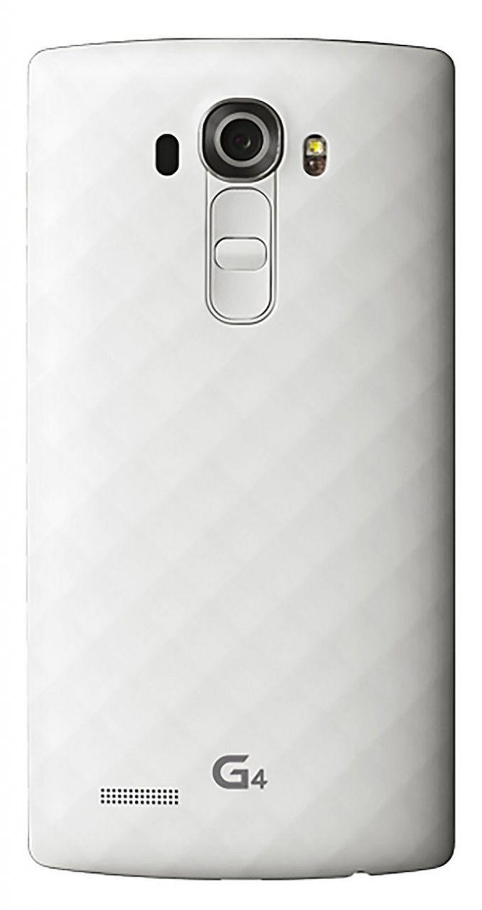 Задняя крышка корпуса LG G4 H818 Original White