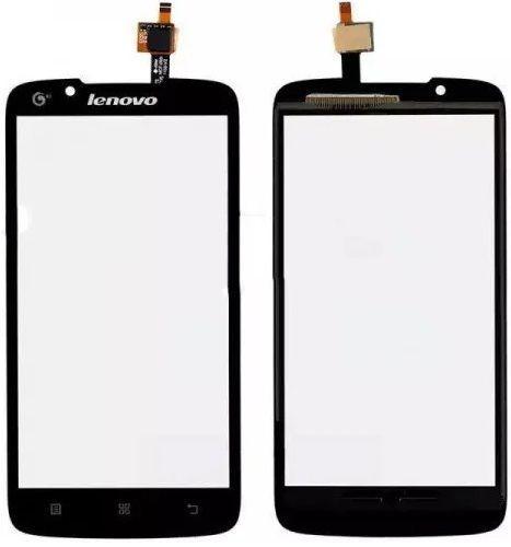 Сенсор (тачскрин) для телефона Lenovo A388T Black
