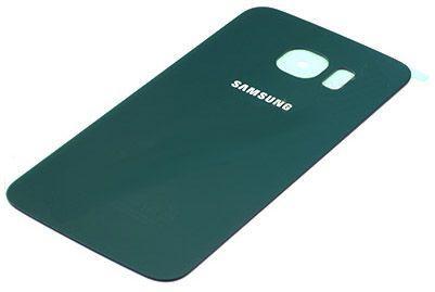Задняя крышка корпуса Samsung Galaxy S6 Edge G925F  Green
