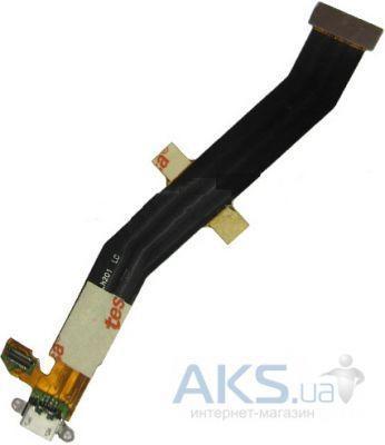 Шлейф Lenovo K910 Vibe Z с разъемом зарядки