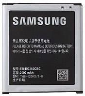 Аккумулятор Samsung G360H Galaxy Core Prime / EB-BG360CBC (2000 mAh) 12 мес. гарантии, фото 1