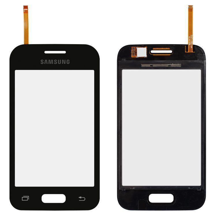 Сенсор (тачскрин) Samsung Galaxy Young 2 G130H Black