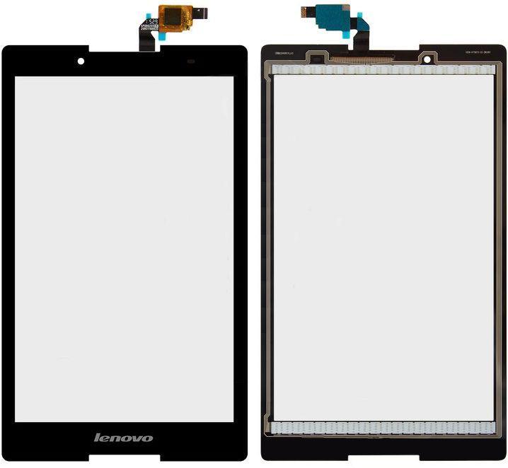 Сенсор (тачскрин) Lenovo Tab 2 A8-50F, Tab 2 A8-50LC Black