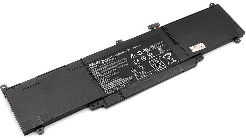 Аккумулятор для ноутбука Asus C31N1339 / 11.31V 4300mAh Original