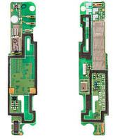 Шлейф Sony C2104 S36h Xperia L / C2105 Xperia L плата з вібромотором і мікрофоном
