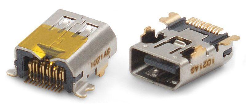 (Коннектор) Разъем зарядки HTC A6262 Hero / F3188 Smart / G3