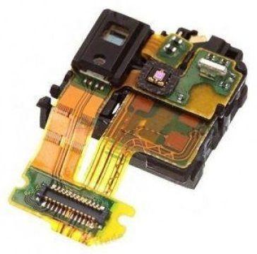 Шлейф Sony Xperia Z L36h C6602 / C6603 c разъемом наушников и датчиком приближения