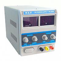 Лабораторний блок живлення WEP PS-305D 30V 5A