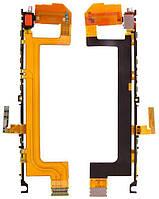 Шлейф Sony F5121 Xperia X / F5122 Xperia X Dual с кнопкой включения, регулировки громкости и кнопкой камеры