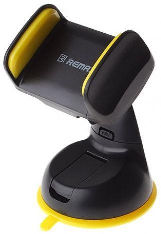 Автодержатель  Remax RM-C06 Black / Yellow