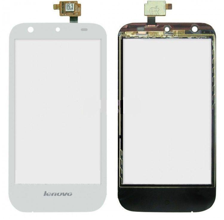 Сенсор (тачскрин) для телефона Lenovo S680 White