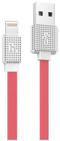 Кабель USB Hoco UPL18 Waffle Lightning Cable 2M Red