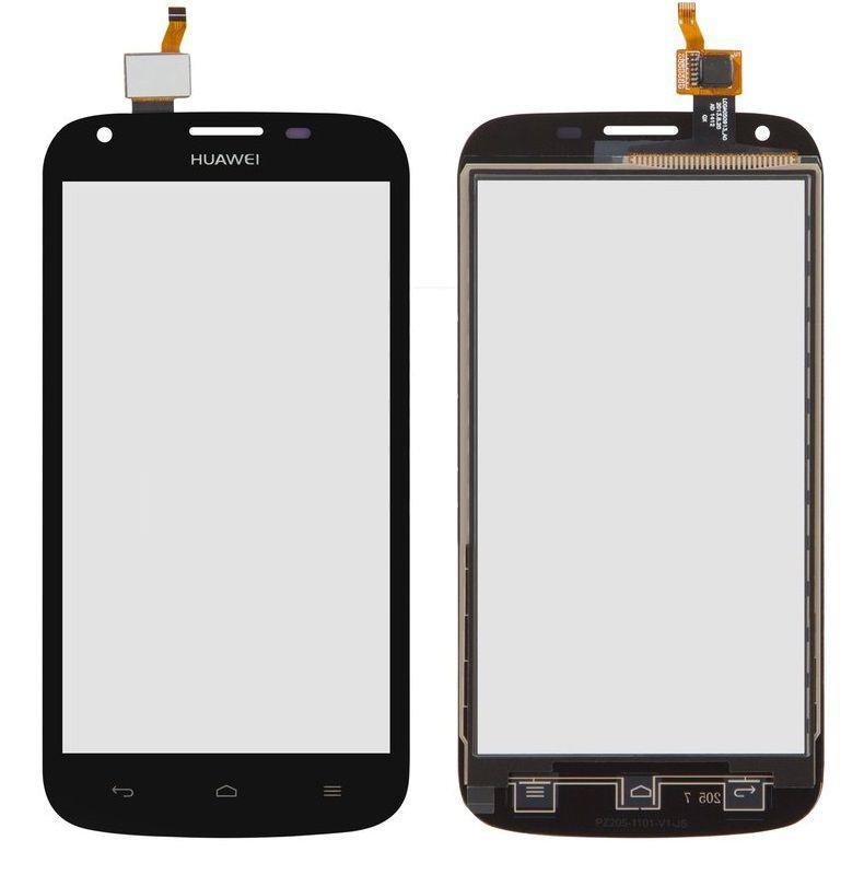 Сенсор (тачскрин) для телефона Huawei Ascend Y600-U20 Dual Sim Black