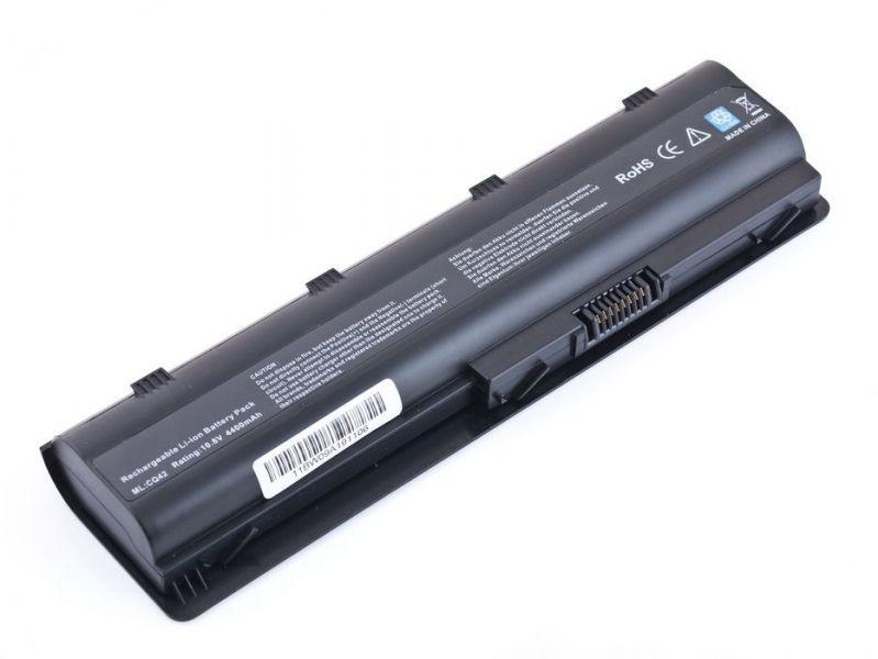 Аккумулятор для ноутбука HP CQ32 CQ42 CQ62 G62 G72 G42 HSTNN-181C 10.8V 4400mAh (CQ42) Elements Pro Black
