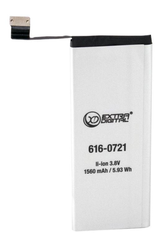 Аккумулятор Apple iPhone 5S / BMA6405 (1560 mAh) ExtraDigital