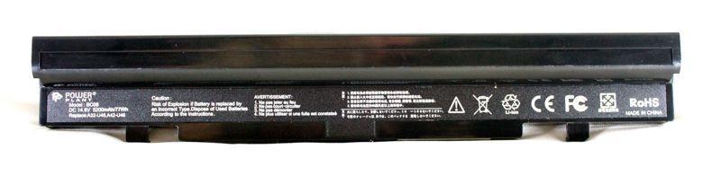 Аккумулятор для ноутбука Asus A32-U46 / 14.8V 5200mAh / NB00000270 PowerPlant