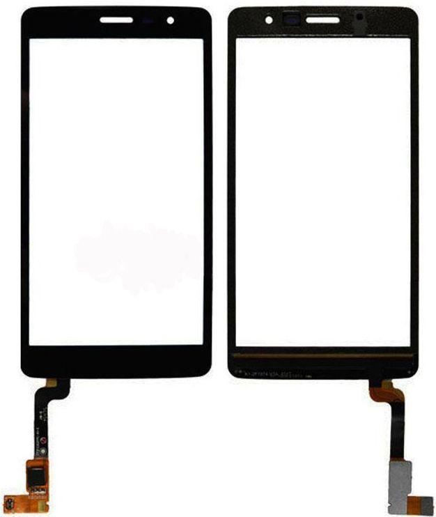 Сенсор (тачскрин) для телефона LG X150 Bello 2, X155 Max, X160, X165 Black