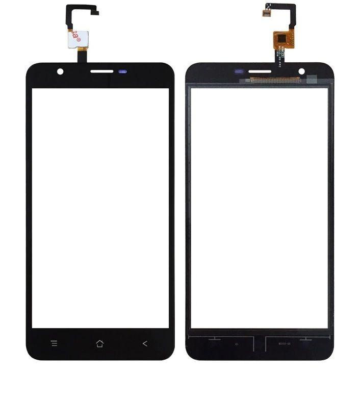 Сенсор (тачскрин) для телефона Blackview E7, E7s Black